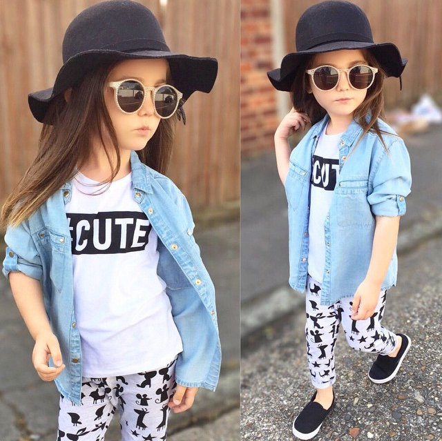 fashionable outfits for little girls wwwpixsharkcom