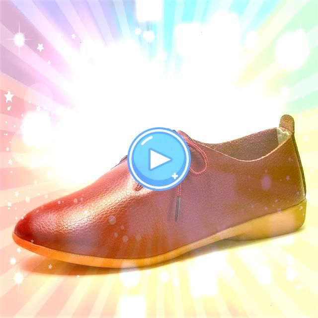 flats 2019 single oxford shoes fall women shoes flats leather mom solid color casual lo Women flats 2019 single oxford shoes fall women shoes flats leather mom solid colo...