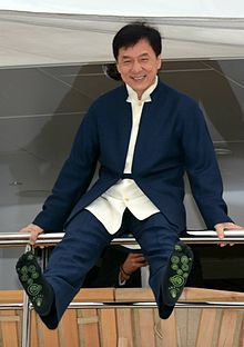 Jackie Chan - Wikipedia, the free encyclopedia