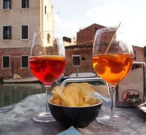 Andar per ombre a Venezia