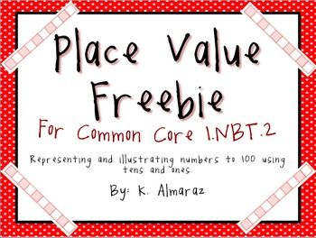 Free place value game | Math | Pinterest | Sol