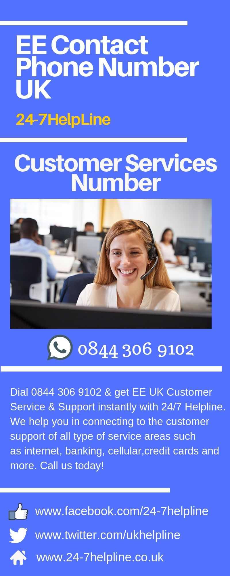 Get Ee Uk Customer Service Support Instantly With 24 7helpline