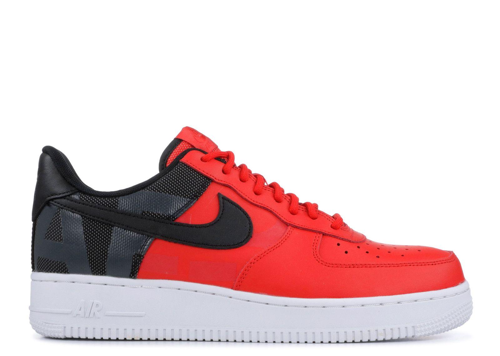 Nike Air Force 1 Low '07 Nike av8363 600 habanero
