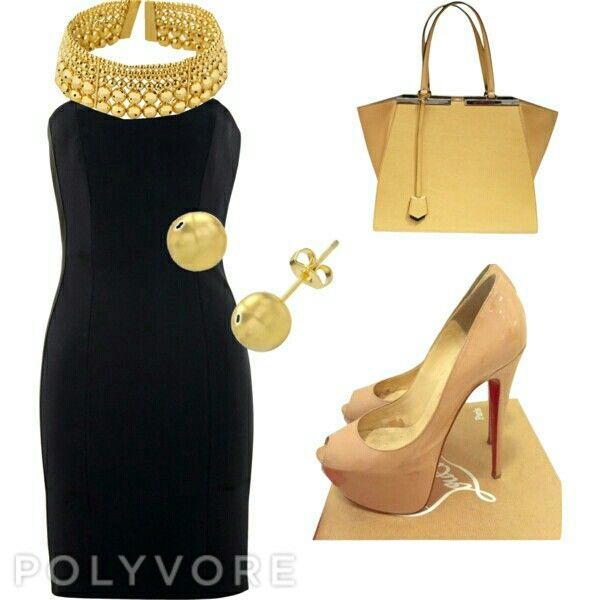 Glamor gold