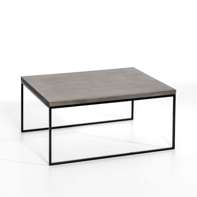 le table basse auralda utiliser seule ou en table gigogne avec la grande taille - Table Basse Dimension