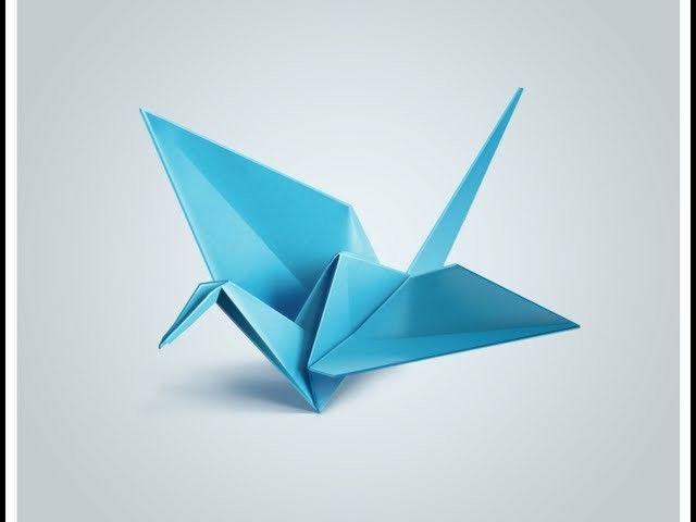 Crane Origami (difficult model) - OrigamiArt.Us | 480x640