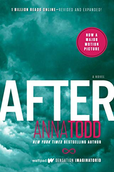 After 1 The After Series By Anna Todd Gallery Books Books To Read Books Reading