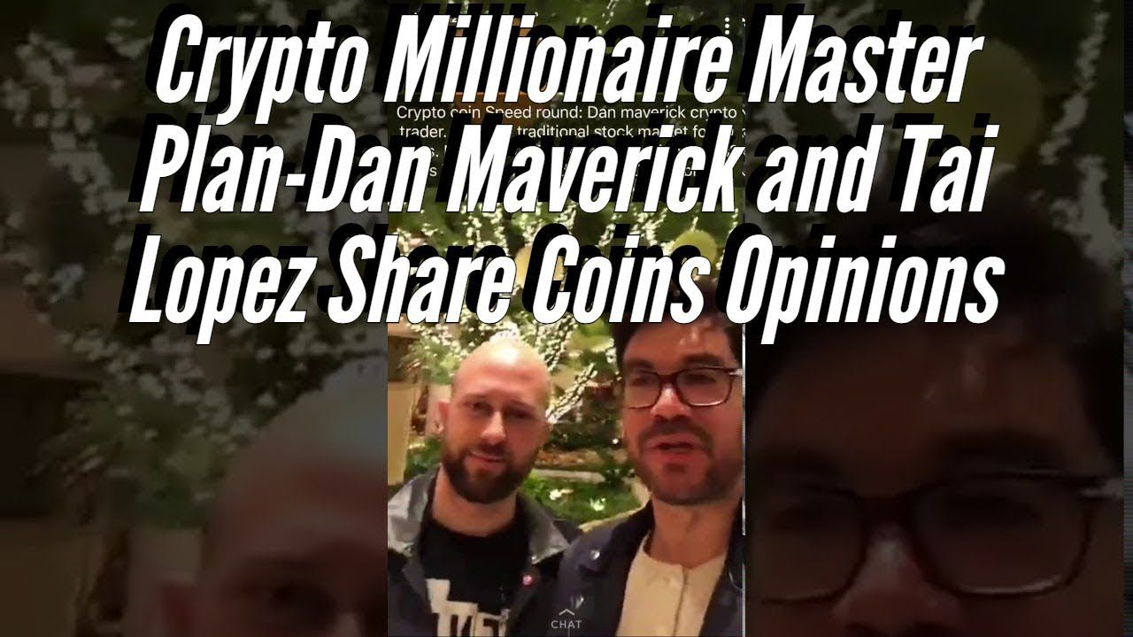 tai lopez cryptocurrency recommended platform coinbase