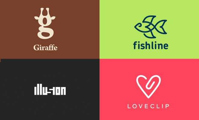 60 creative logo designs and brilliant ideas for your inspiration - Graphic Design Logo Ideas