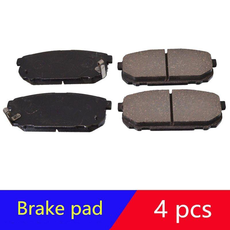 Rear Wheel Brake Pads For Kia Sorento 2002 2008 583023ed00 Us 55 80 Kia Sorento Car Brake Pads Sorento