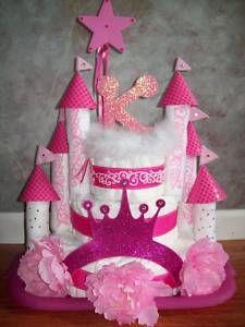for the princess diaper cakeGlamLuxePartyDecor: FREE SHIPPING! Creative, Unique, Personalized Glamorous Designer Party Decorations and keepsakes. Theme party Decor packages. 1st Birthday parties, pink princess tutu, weddings, christenings, holiday celebration, bridal shower, babyshower, bachelorette, Super Bowl, etc. #jacquelineK