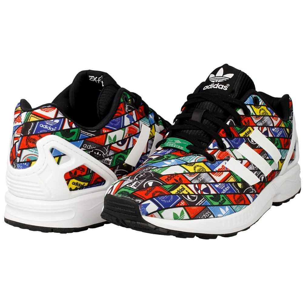Adidas ZX Flux B24904 | Online shopping shoes, Adidas zx