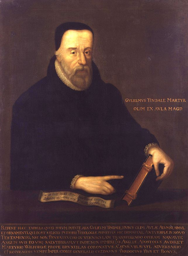 Revisiting William Tyndale, Father of the English Bible ...