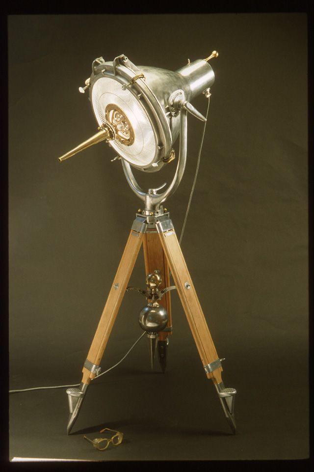 Bruno Gerard Pinocchio 1 Lampe Sur Pied Lampe Bois Lampe Steampunk Lampe
