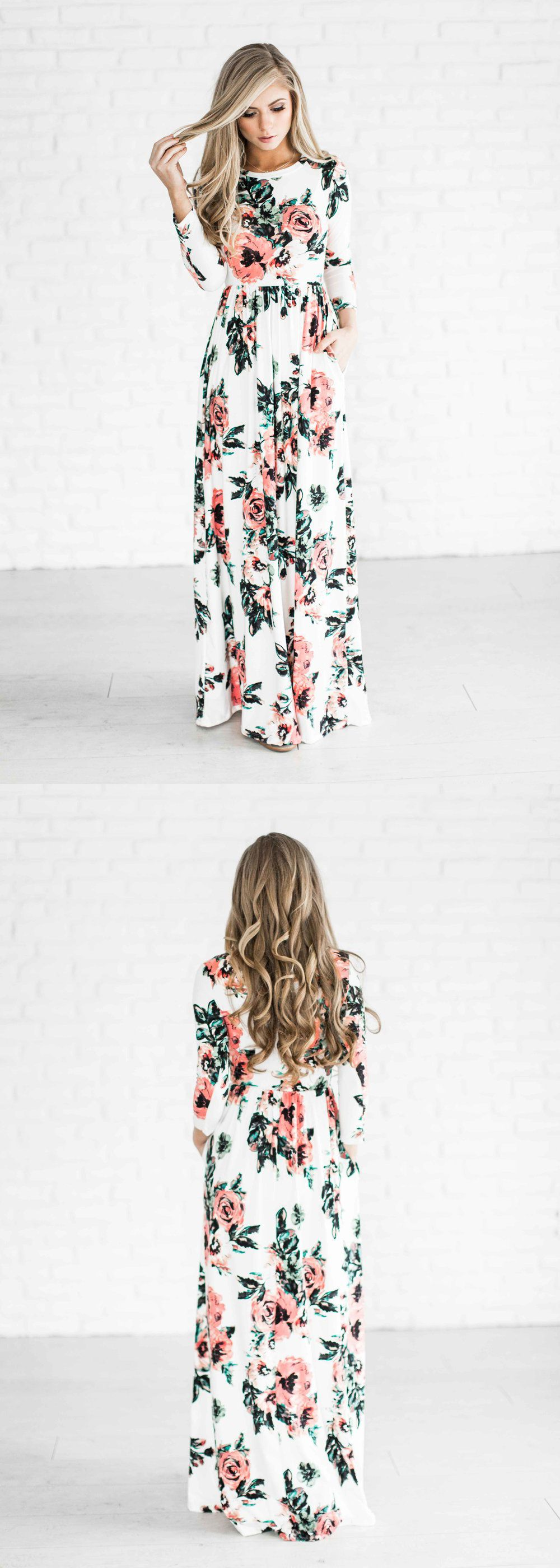 Classic rose maxi dress modera is your lifestyle pinterest