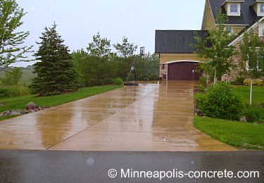 Concrete Color Options Concrete Color Stained Concrete Driveway Concrete Stain Design