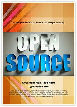 Open source word document template is one of the best word document open source word document template is one of the best word document templates by editabletemplates toneelgroepblik Image collections