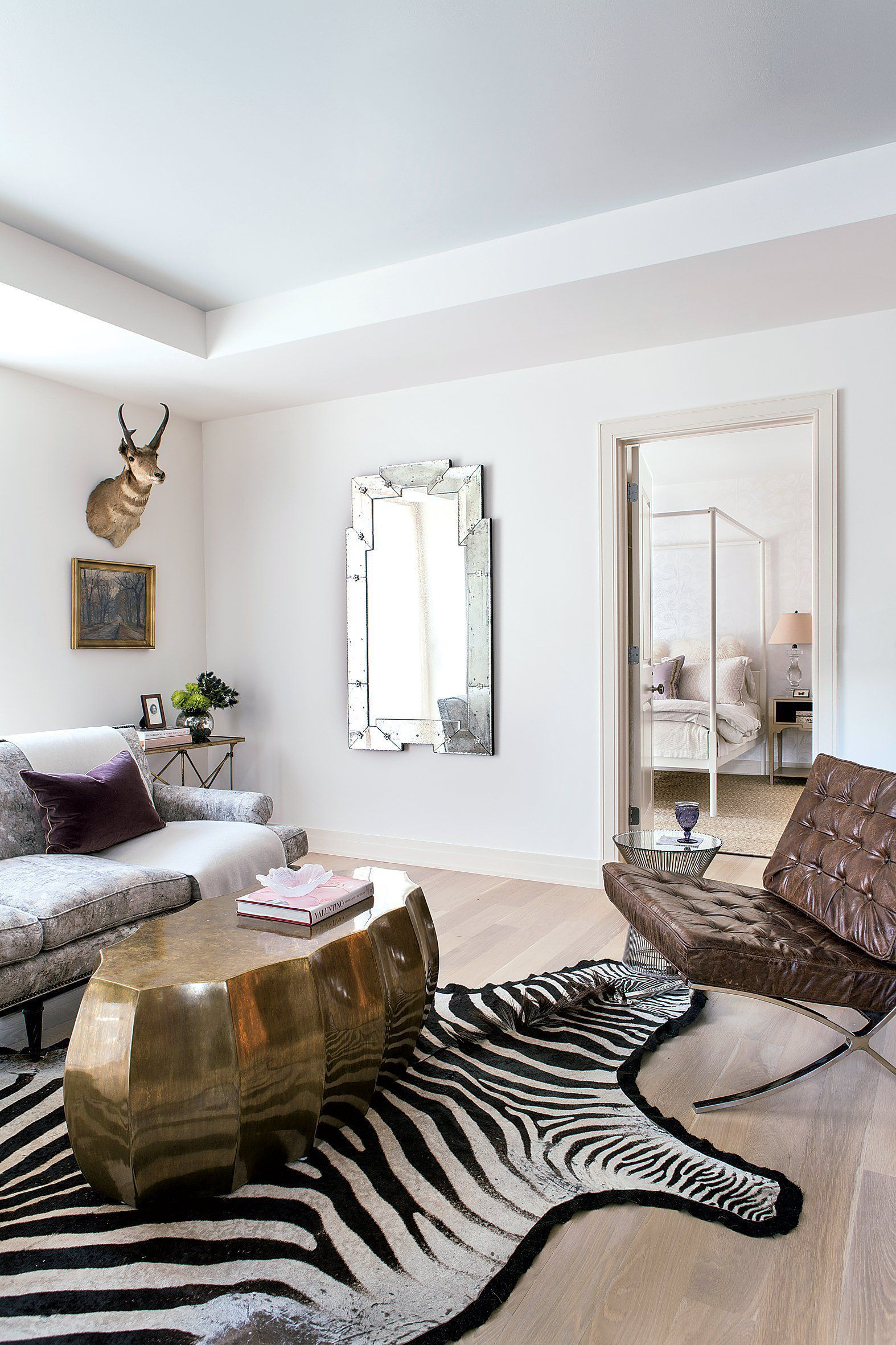 3 Gorgeous Small Spaces That Will Make You Want to Downsize | Small ...