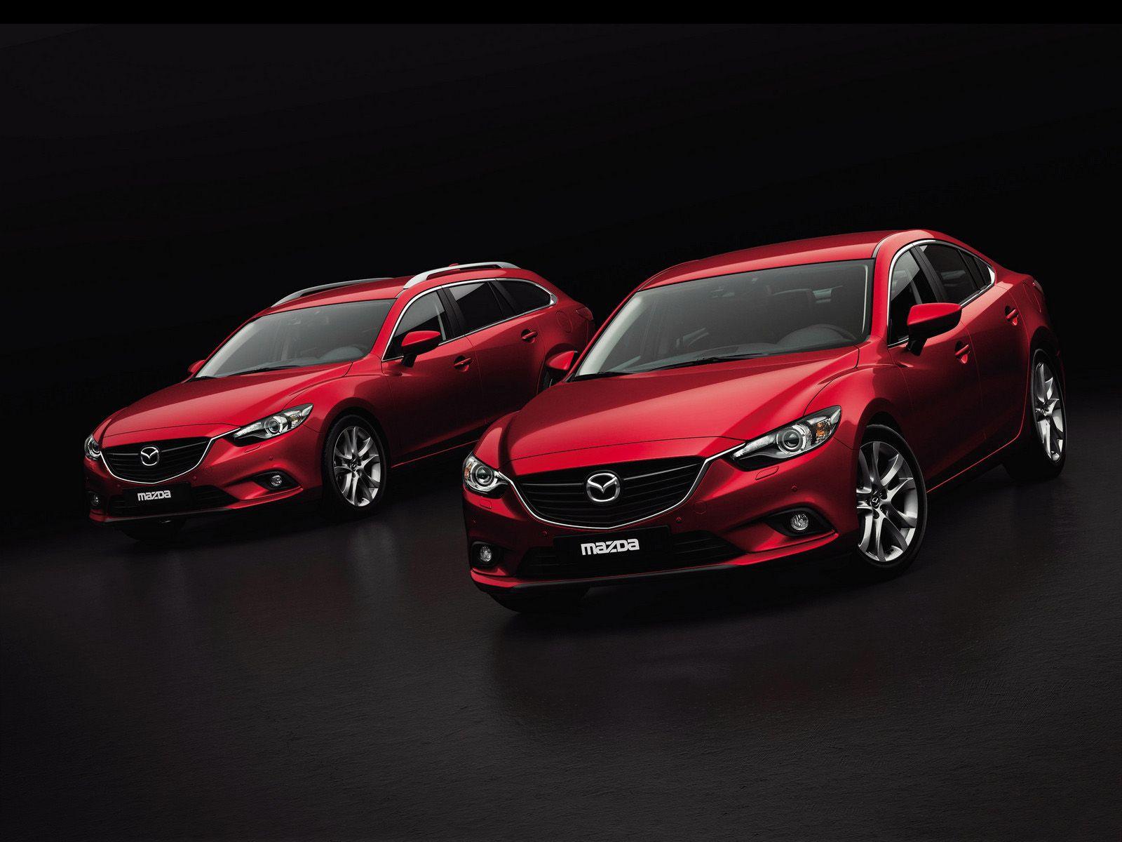 Awesome Crvena Mazda 6 2013 Wallpaper HD Pozadine | Car's ...