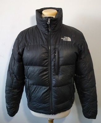 e05accaeb Details about THE NORTH FACE BLACK 700 GOOSE DOWN NUPTSE PUFFER ...