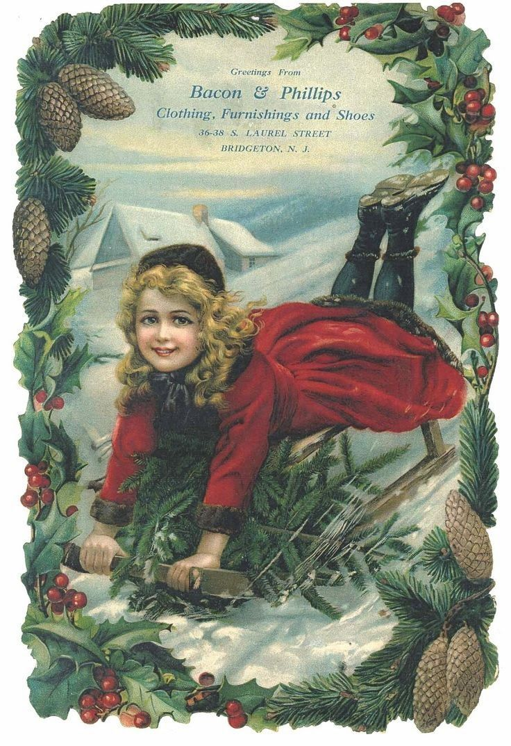 Weihnachtsbilder Antik.Pin By Reba Gibbons On A Very Merry Christmas Vintage Christmas