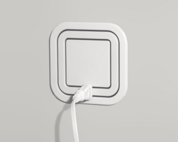 A 360-degree electrical outlet. | 19 Insanely Clever Products That Prove We're Living In…