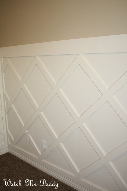 Install Lattice Wainscoting Dining Room Wainscoting Wainscoting Wainscoting Styles