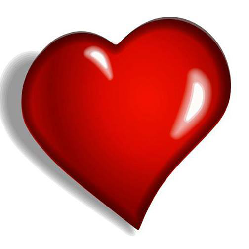 new heart emoticon for facebook