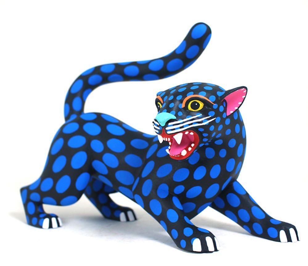 Oaxacan wood carvings gallery luis pablo jaguar vida