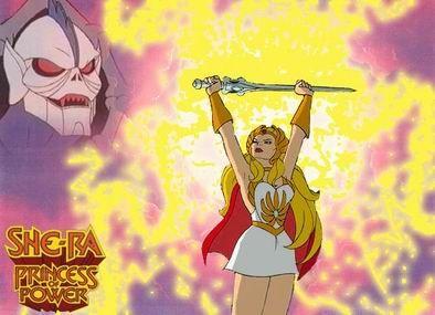 shera the cartoon   She-Ra