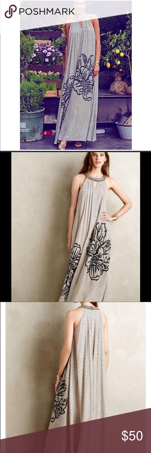 20+ Anthropologie ranna gill maxi dress trends