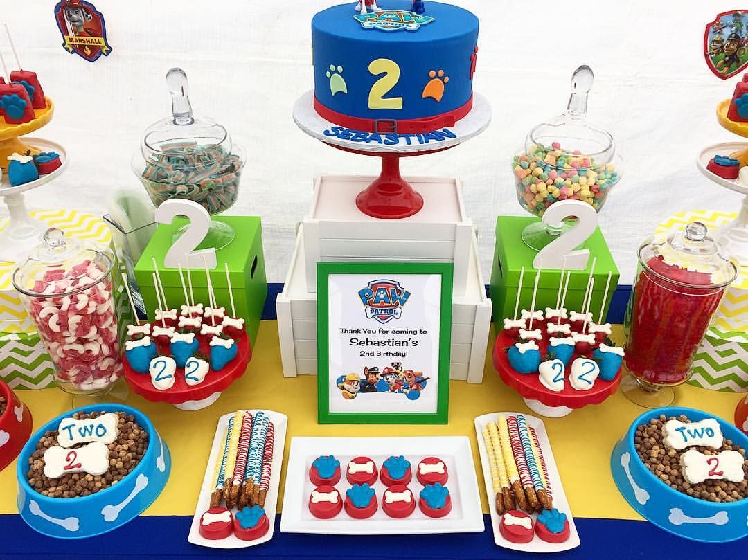 301 Likes 3 Comments Sweet Tooth Candy Buffets C Swttoothbuffets On Instagram Paw Patrol Skye Birthday Paw Patrol Birthday Party Paw Patrol Decorations