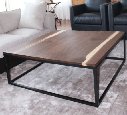 10 Stunning Handmade Coffee Table Ideas Coffee Table Metal Frame Handmade Coffee Table Coffee Table