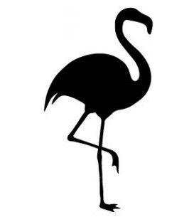 Afbeeldingsresultaat Voor Flamingo Silhouette Brackets