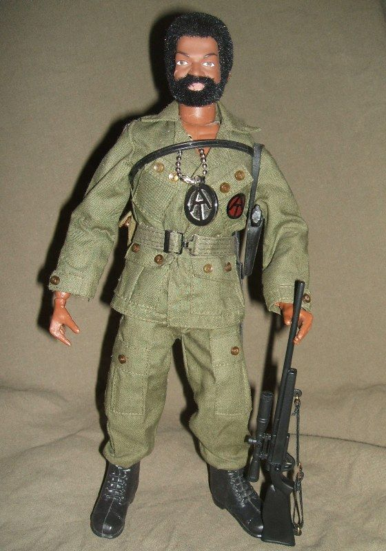 History of Action Man..1978-1984: Action Man Gets Eagle