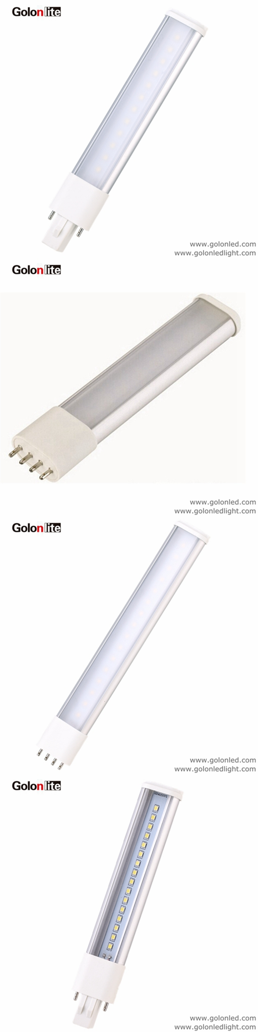 Led G23 G23 Led Bulb Led Plug Lamp 2 Pins 6w Replace Pls 11w 13w 180mm