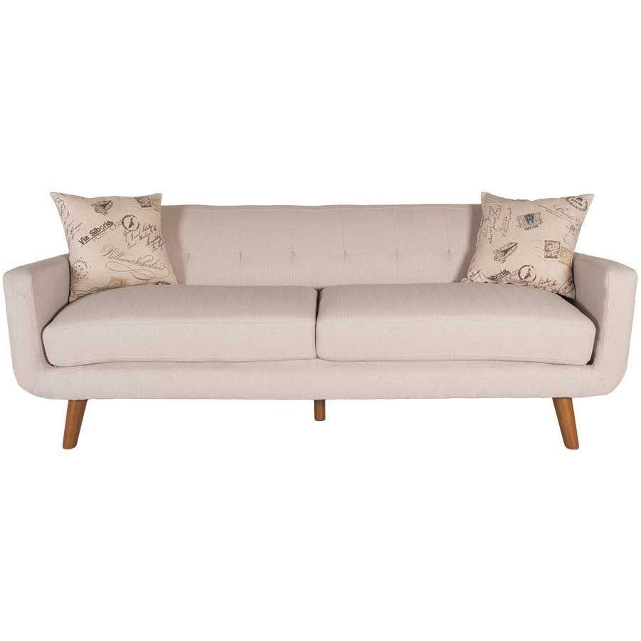 Picture Of Remix Beige Tufted Sofa Tufted Sofa Furniture