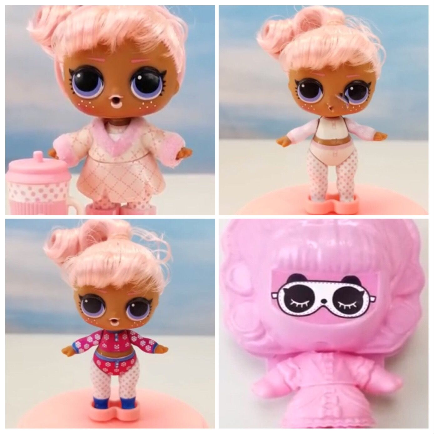 Lol surprise dolls. Series 5 hairgoals lolsurprise