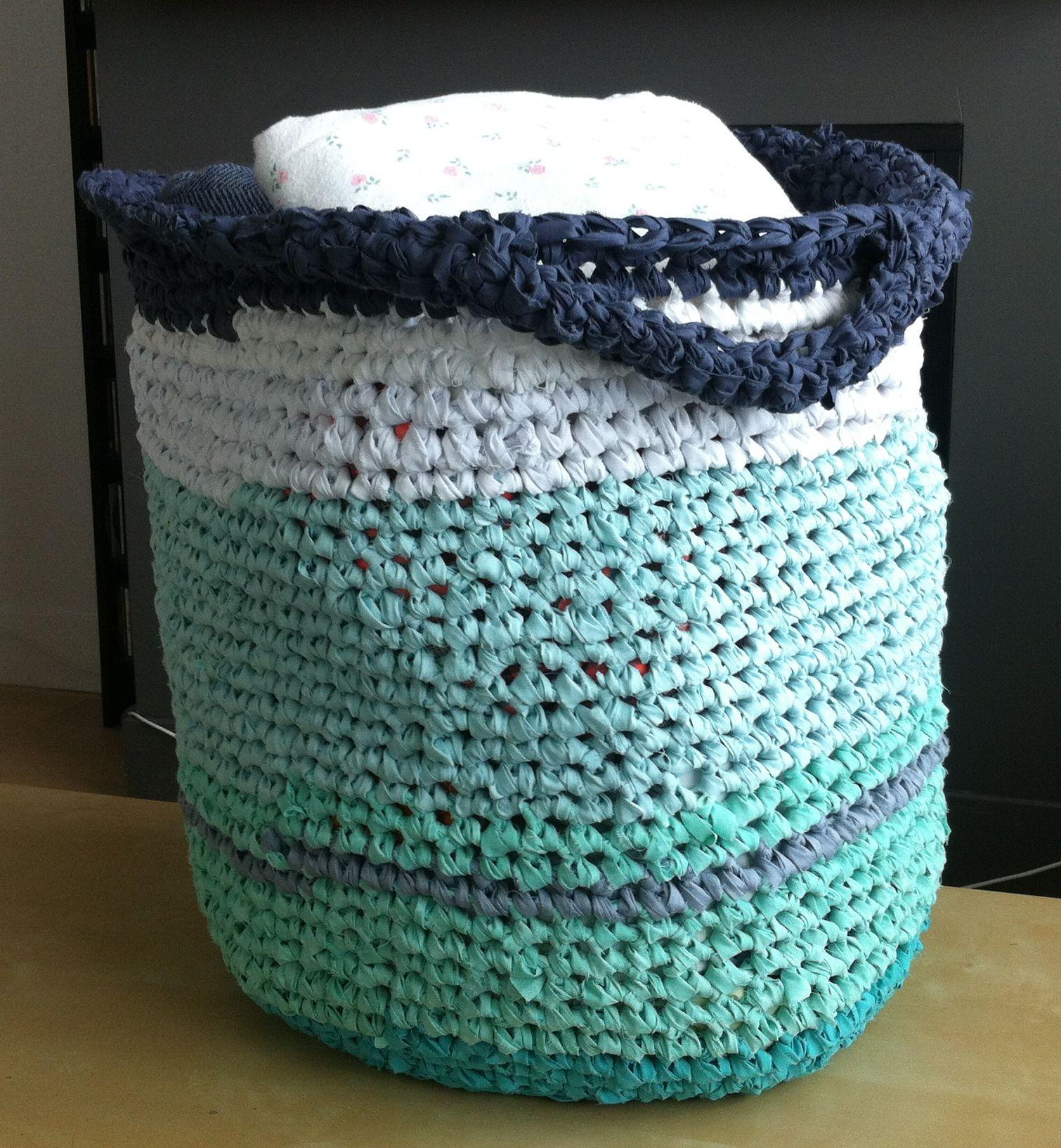 Youtube Rag Rug: Crocheted Rag Rugs Directions