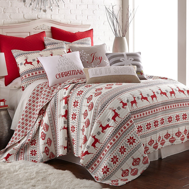 Christmas Bedding Sets Christmas bedding, Christmas