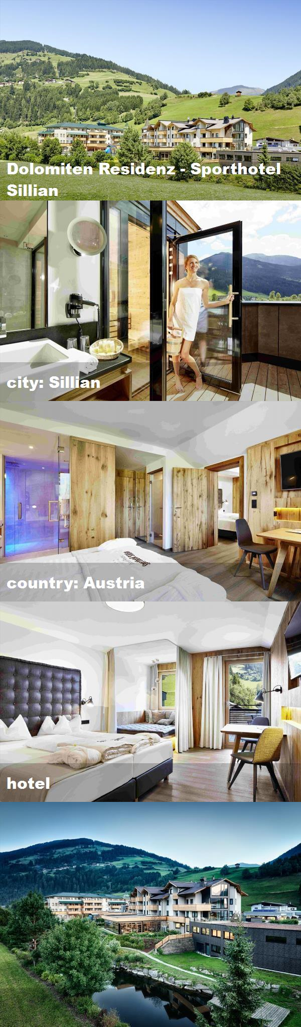 Sporthotel Sillian, Our Residence on the Austrian