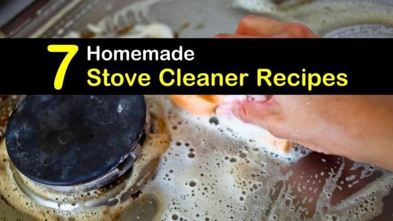 Homemade stove cleaner recipes 7 diy tips for cleaning