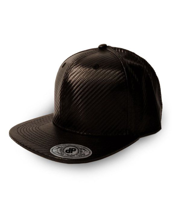 Carbon Fiber Snapback Double Portion Supply Hat  61fb162262d