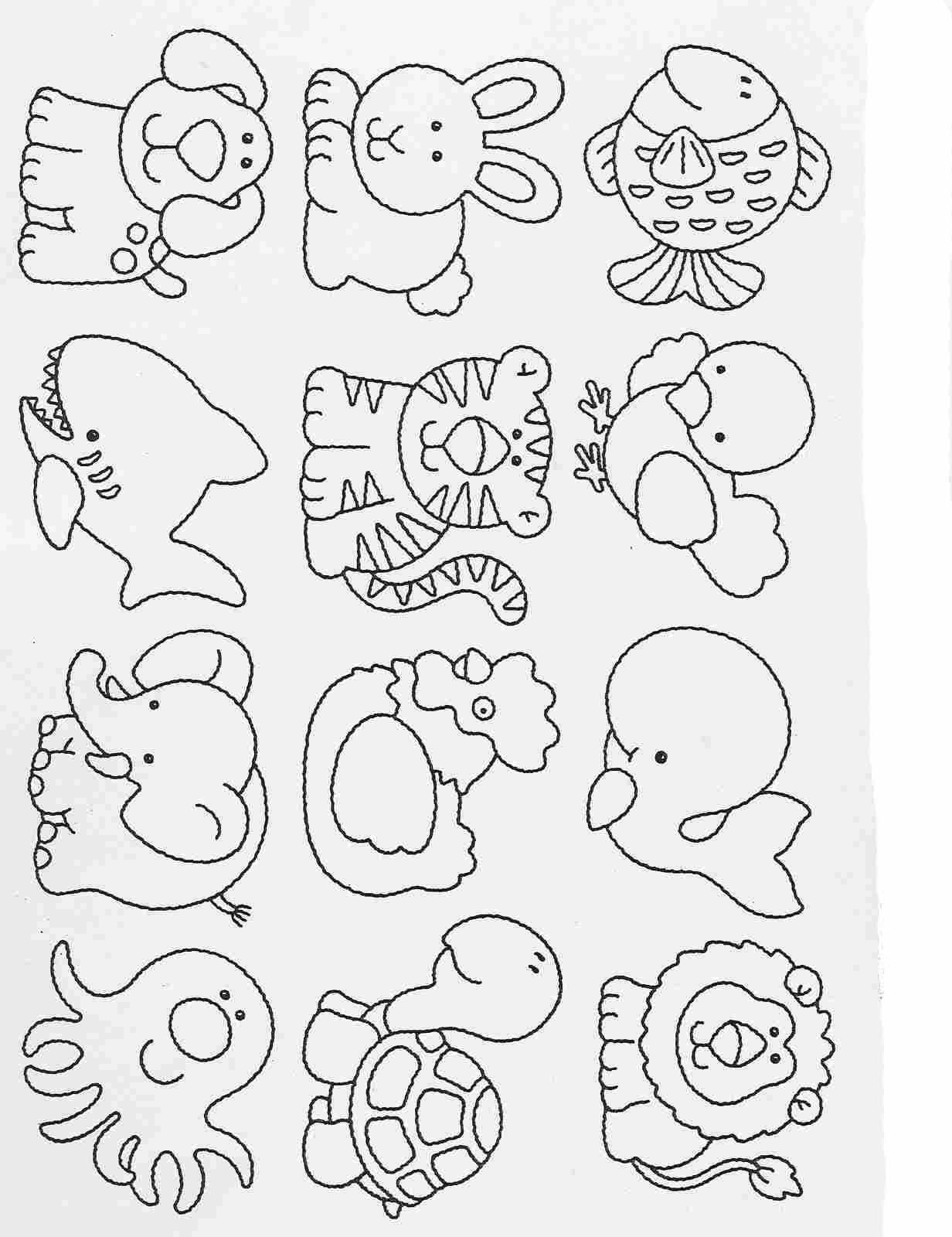 Actividades imprimibles para niños Completar y Colorear 18 | cosas ...