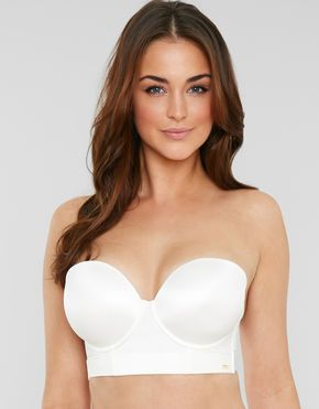 Under The Dress   Ultimo Low Back Strapless Bra