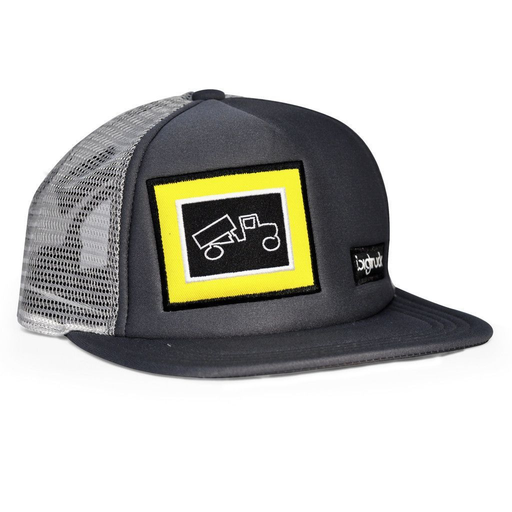 Big truck brand youth hat