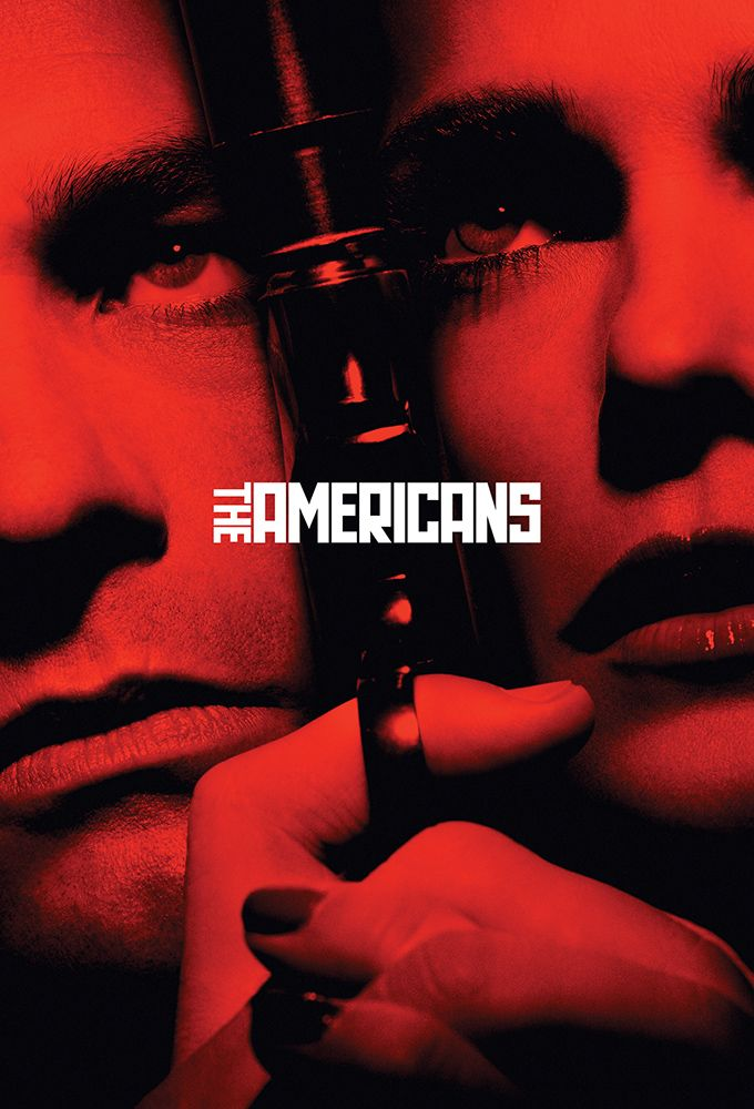 The Americans, 2014-Ongoing // Cold War spy intrigue in Ronald Reagan's America. It's like FX made this series just for me.