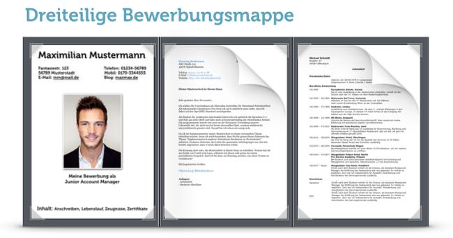 Bewerbungsmappe Tipps Zu Aufbau Inhalt Reihenfolge Bewerbungsmappe Bewerbung Mappe Bewerbung