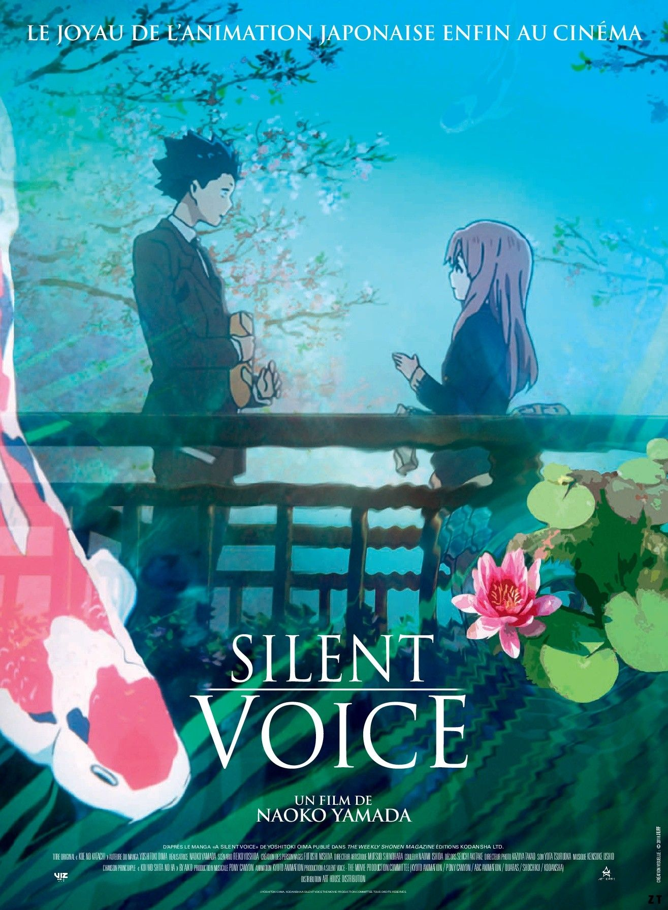A Silent Voice Film Vostfr : silent, voice, vostfr, Silent, Voice, Streaming, Filmes, Anime,, Animes, Wallpapers,, Anime