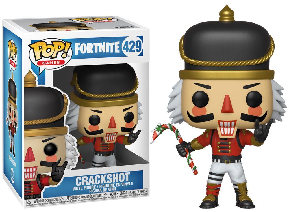 2167ee10257 Funko POP! Games   Fortnite S1 - Crackshot - Walmart Exclusive 2018 ...